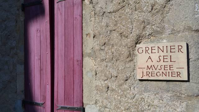 Façade du Musée de Mont-Saint-Vincent. © Creusot Montceau Tourisme.