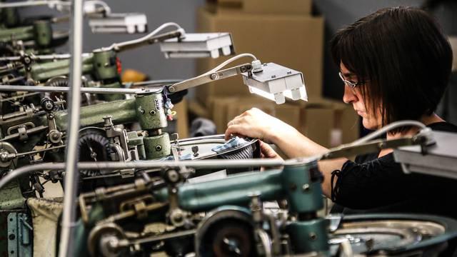 Dans les ateliers de tricotage Perrin. © Creusot montceau Tourisme.