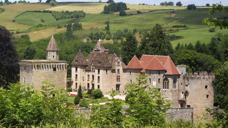 Au choix / Château de Couches / 1h30 env.
