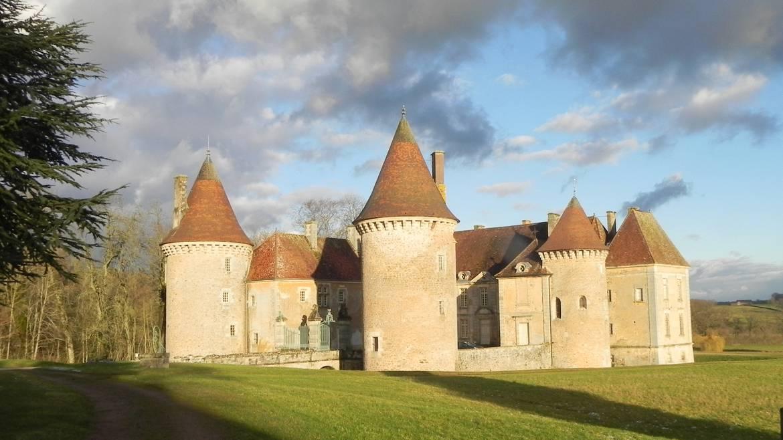 Au choix / Château d'Épiry, Saint-Émiland / 1h30 env.