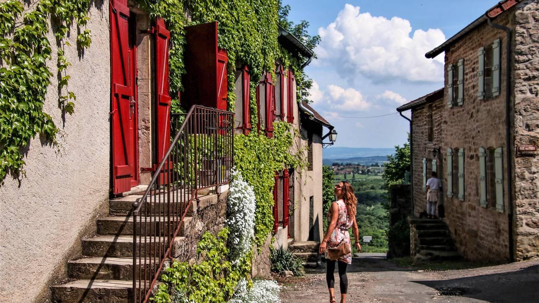 Visite guidée de Mont-Saint-Vincent / 2h30 env.