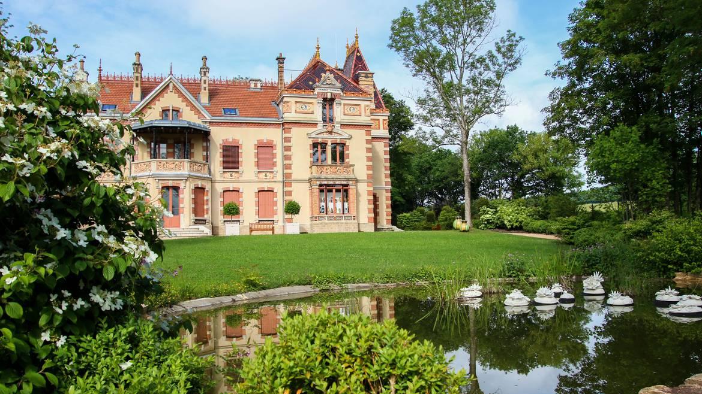 La Villa Perrusson et son jardin, Écuisses / 1h env.