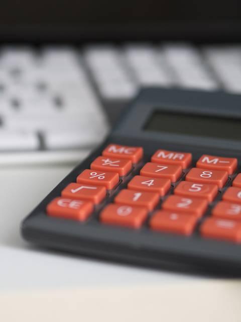 Calculette. © Businesscedar, Pixabay.