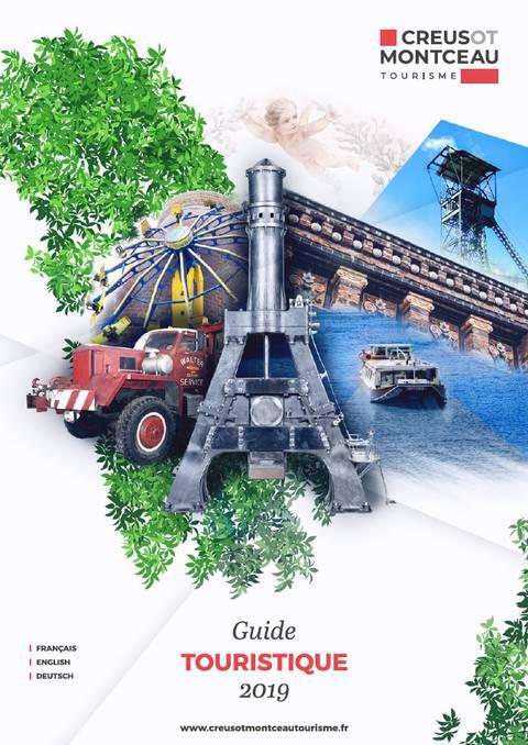 Couverture guide touristique 2019.