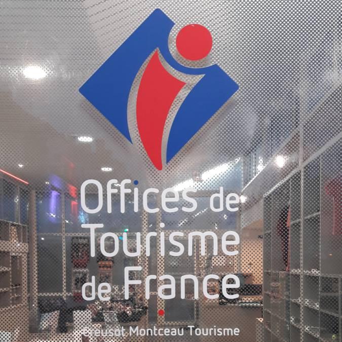 Bureau d'information touristique de Montceau-les-Mines. © Creusot Montceau Tourisme.